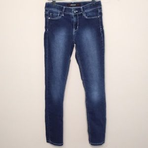 Jordache Skinny Jeans 12 Slim Adjustable Waist